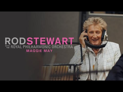 Video Rod Stewart - Maggie May with the Royal Philharmonic Orchestra