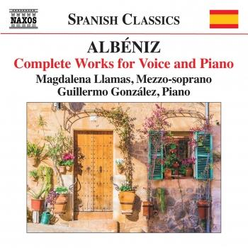 Cover Albéniz: Complete Works for Voice & Piano