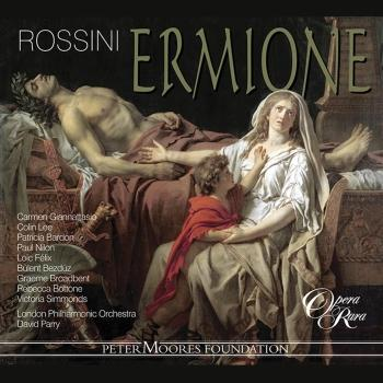 Cover Rossini: Ermione (Remastered)