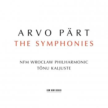 Cover Arvo Pärt: The Symphonies