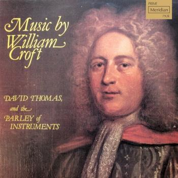 Cover Music by William Croft