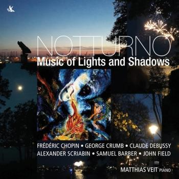Cover Notturno: Music of Lights and Shadows
