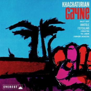Cover Khatchaturian: Gayne (Ballet Suite) (Transferred from the Original Everest Records Master Tapes)