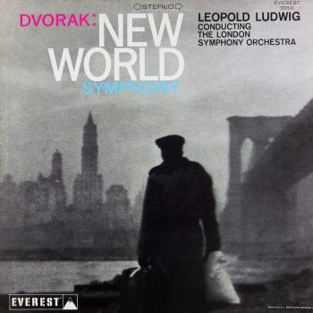 Cover Dvorak: Symphony No. 9 in E Minor, Op. 95 'From the New World' (Transferred from the Original Everest Records Master Tapes)