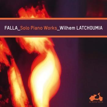 Cover Falla: Solo Piano Works