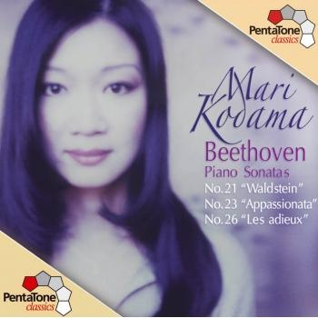 Cover Beethoven: Piano Sonatas Nos. 21, 23 and 26