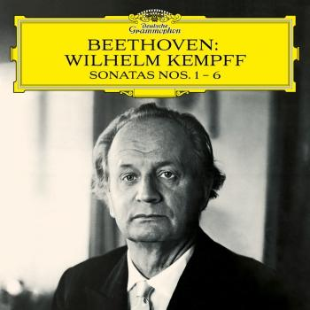 Cover Beethoven: Sonatas Nos. 1 - 6 (Remastered)