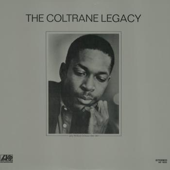 Cover The Coltrane Legacy