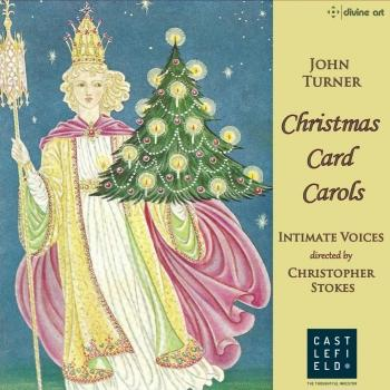Cover John Turner: Christmas Card Carols