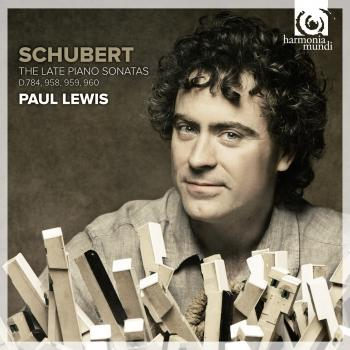 Cover Schubert: The Late Piano Sonatas