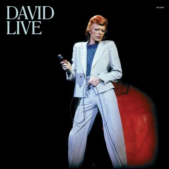 Cover David Live (2005 Mix - Remastered)