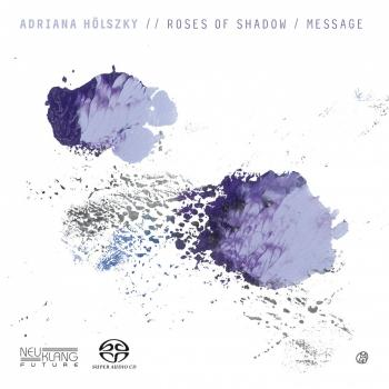 Cover Roses of Shadow / Message