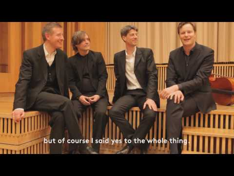 Video Ulf-Dieter Schaaff, Philipp Beckert, Andreas Willwohl, Georg Boge - Mozart: Flute Quartets