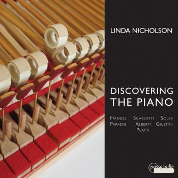 Cover Discovering the Piano