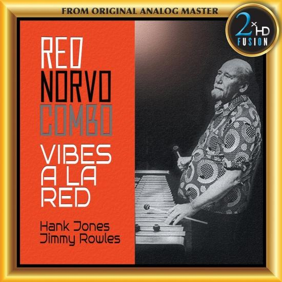 Cover Vibes a la Red (Remasterd)