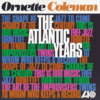 Cover The Atlantic Years (Remastered)