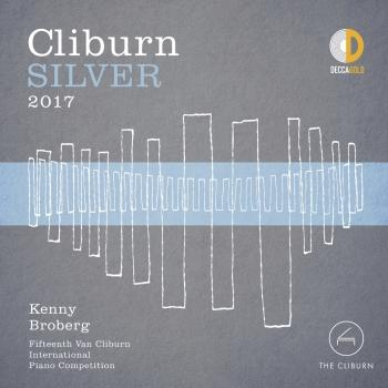 Cover Cliburn Silver 2017 - 15th Van Cliburn International Piano Competition (Live)