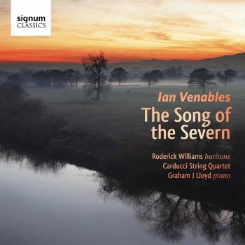 Cover Venables: The Song of the Severn