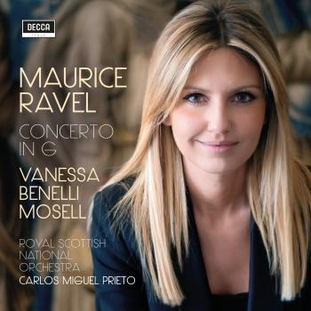 Cover Ravel: Concerto in G