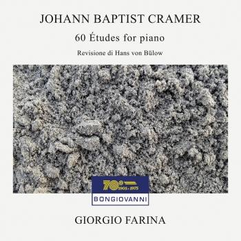 Cover Cramer: 60 Études for Piano