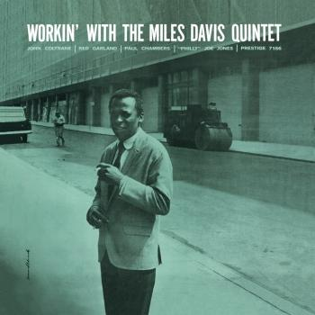 Cover Workin' With The Miles Davis Quintet