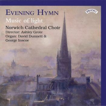 Cover Evening Hymn: Music of Light