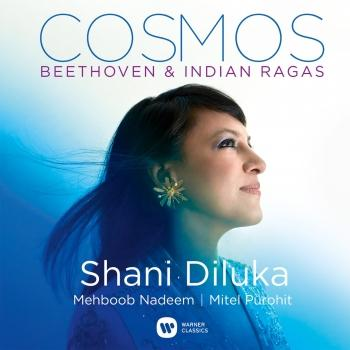 Cover Cosmos - Beethoven & Indian Ragas