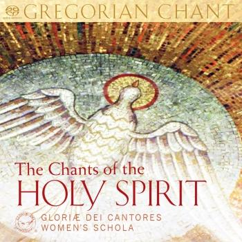 Cover The Chants of the Holy Spirit