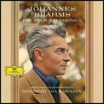 Cover Brahms: The Four Symphonies (Remastered)